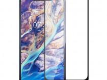 Nokia 3.2 / 4.2 Husa Silicon Clara si Folie Full Size