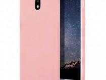 Husa Telefon Silicon Samsung Galaxy J5 2017 j530 Matte Rose