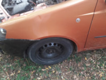 Aripa stânga Fiat Punto 1999-2003