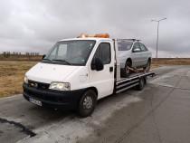 Platforma auto / tractari auto / transport auto / non stop