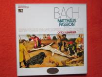 Vinil Bach-Patimile dupa Matei-O.Klemperer 4xLP-made Germany