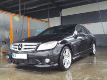 Mercedes-benz c180 cgi (w204) blueefficiency avantgarde, amg