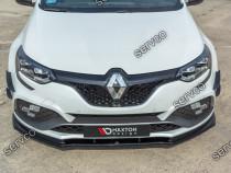 Ornamente canards bara fata Renault Megane Mk4 RS 2018- v4
