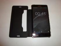 Husa premium telefon Sony Z3 compact Xperia book case noua