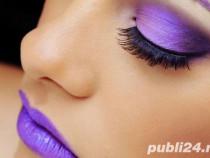 Make-up professional /// extensii gene 1d-12d // coafat