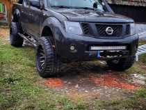 Schimb nissan navara off-road monster  inm in ro