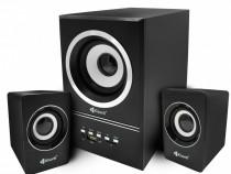 Set Boxe Active 11W Total 5 Functii Digitale Cu Telecomanda