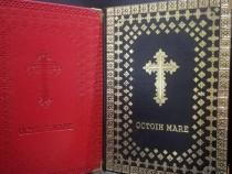Octoih Mare in piele, Molitfelnic, Liturghier, Mineiul,Triod