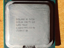 Procesor INTEL core 2 duo E6750 / 2,66 GHz / 1333 MHz