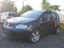 Volkswagen Touran -7 locuri - 2006 (Posibilitate Rate )