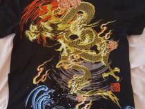 Tricou model dragon