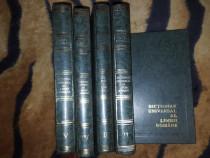 Dictionar universal al limbii romane 5 volume - Saineanu