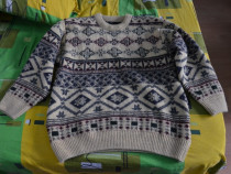 Pulover lana Italy / Plover lana mar. M/L / Pulover iarna no