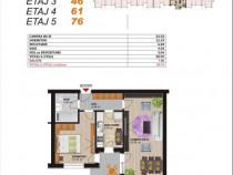 Apartament 2 camere langa metrou str. Amurgului d.Leonida