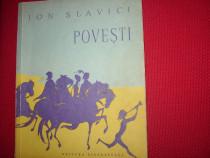 Ion Slavici - Povesti ( 1960, ilustratii Marcela Cordescu )*