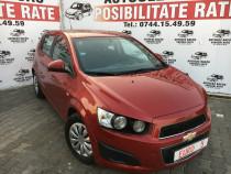 Chevrolet Aveo-2012-EURO 5-Benzina-Posibilitate RATE-
