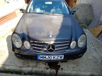 Mercedes C 200 cdi. 2004