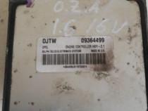 ECU calculator motor Opel Zafira 1.6 cod 09364499