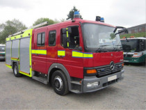 Mercedes atego Masina pompieri autospeciala stins incendii