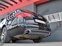 Difuzor bara spate Audi A6 C6 4F Avant Sline 2004-2008 v3
