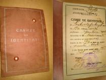 1363C-I-Carnet Identitate-alegator Romania regalista Resita.
