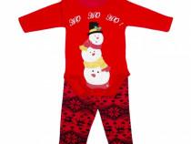 Compleu Mos Craciun unisex | body Santa | Costum Mos Craciun