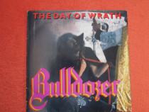 Vinil Bulldozer-Day Of Wrath-1st Ed.-Thrash,Extreme B