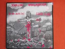 Vinil Impulse Manslaughter-1st album-Hardcore,Thrash,Grindco