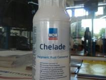 Soluție anti rugina profesionala chelade(antirugina )