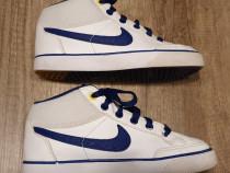 Ghete Nike piele , 31.5