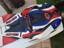 Costum moto Axo Racing 52/ combinezon ca nou