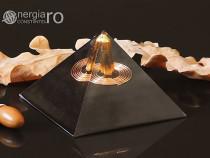 Piramida Orgonica Orgon Magnetic pentru Protectie cod ORG054