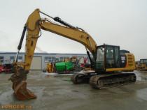 Excavator pe senile Caterpillar 320E