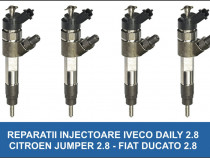 Injectoare 0445120002 - Iveco 2.8, Citroen 2.8, Fiat 2.8