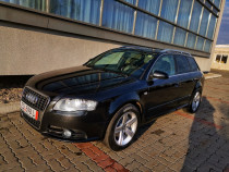 Audi a4 2008 quattro(4x4)2.0tdi 170cp s-line xenon/navi+/pie