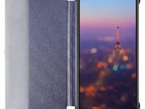 Husa Telefon Flip Book Clear View Huawei Mate 30 Lite Dark B