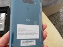 Telefon LG Q60-nou