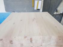 Blat 1400 x 600 x 30 mm din lemn masiv de pin