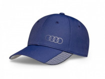 Sapca albastra premium originala Audi
