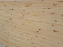 Blat 800 x 600 x43 mm din lemn masiv de pin