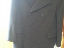 Palton bărbătesc lung rusesc aproape nou mărimea 52 - 54