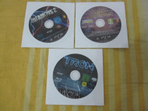 Pachet 3 jocuri PS3,Infamous2,Tron Evolution,Il Libro