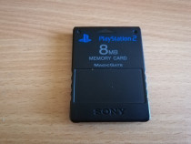 Card original SONY PlayStation2 PS2 8Mb MagicGate