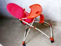 Scaun cu masă pliabil bebeluși