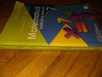 Matematica. Exercitii si probleme pentru clasa a VII-a ,2016