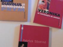 Paulo coelho patrick suskind trei volume