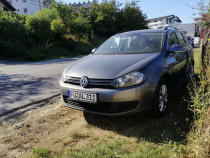 VW Golf 6 tdi euro 5