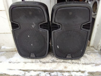 Boxe active sistem karaoke 150w nou telecomanda microfon cab