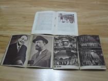 2 reviste Teatru si Muzica nr.4 si 7(1954)+Taras Sevcenco
