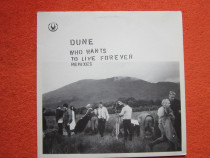 Vinil Dune -Who Wants To Live Forever (Remixes)-made Germany